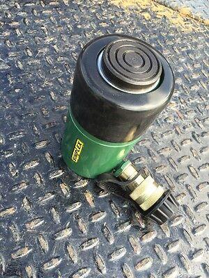 Simplex 25 Ton 2 Stroke Hydraulic Cylinder R252 50000 Lb Capacity Ram