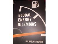 Global Energy Dilemmas Michael Bradshaw