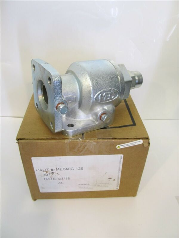 """Marshall Excelsior ME840C-125, 1-1/4""""-2"""" Universal High Flow ByPass w/o Flanges"""