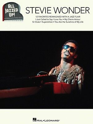 Song Books - Stevie Wonder