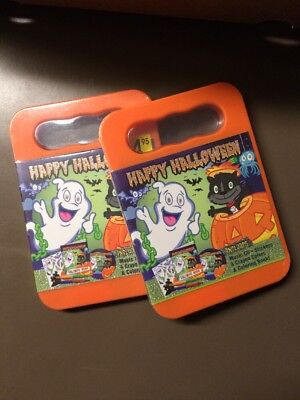 Happy Halloween Activity Pack-stickers CD Crayons (CD, Jun-2013, Sonoma-Lot Of 2 ()