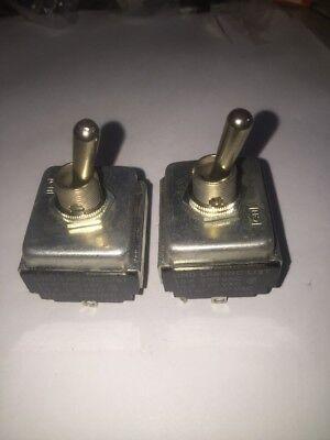 Cutler Hammer Toggle Switch 7691k14 10 Amp 250 Vac 15 A 125 Zvac 34hp 250 Pac