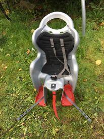 Bellelli child's rear bike seat