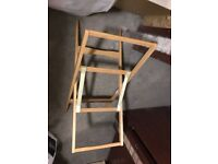 Moses basket stand £10