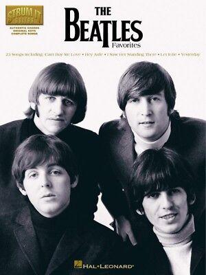 The Beatles Favorites Sheet Music Strum It Guitar NEW 000699249
