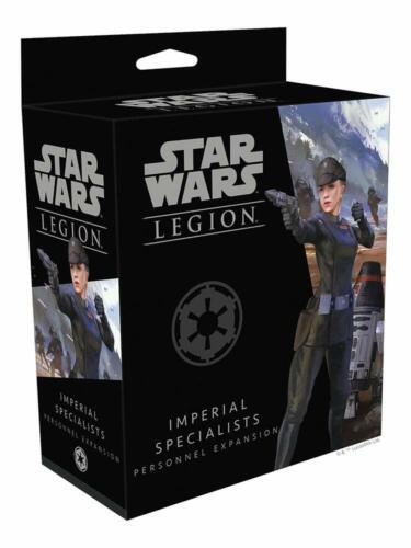 Imperial Specialists Personnel Expansion Star Wars: Legion FFG NIB