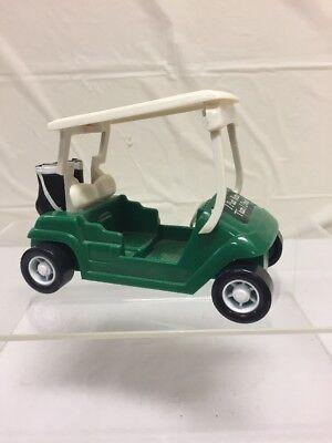 "Toy Golf Cart  ""I Putt Better Than I Drive!"" ""I ❤️ Golf"""