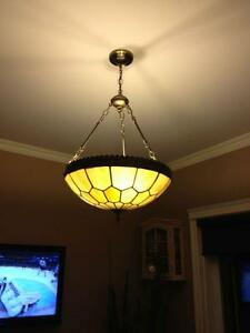 Light fixture Lumiere- high quality West Island Greater Montréal image 2
