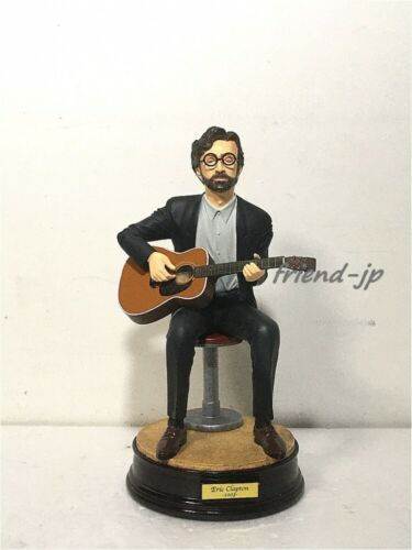 Eric Clapton 2003 Jp Tour Exclusive Statue Figure Limited Edition 1000 w/Box HTF