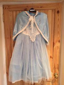 Cinderella Dress and Tiara