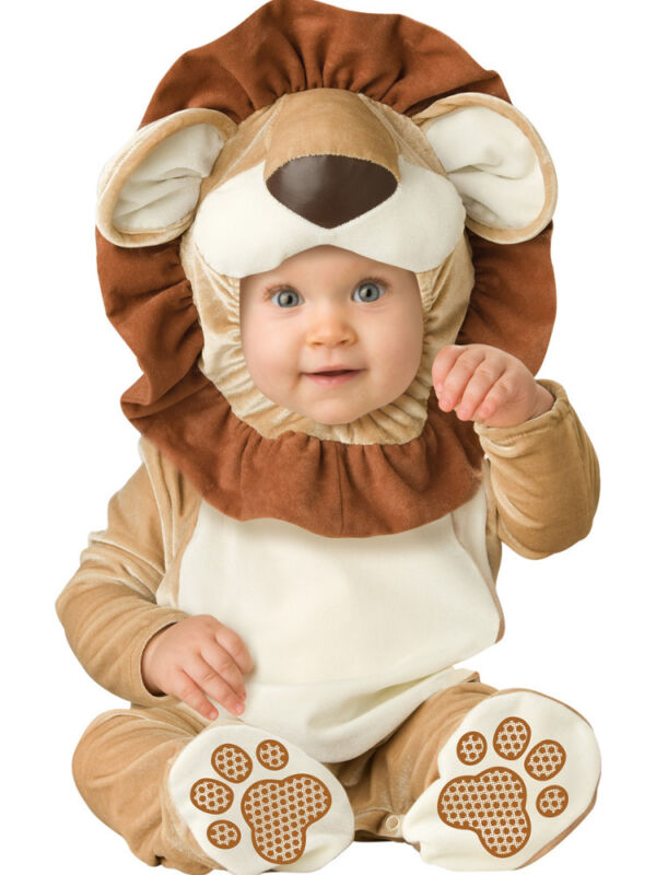 Lovable Lion Animal Baby Infant Costume