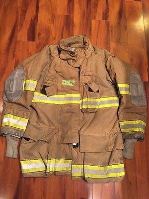 Firefighter Globe Turnout Bunker Coat 42x35 G-xtreme Halloween Costume