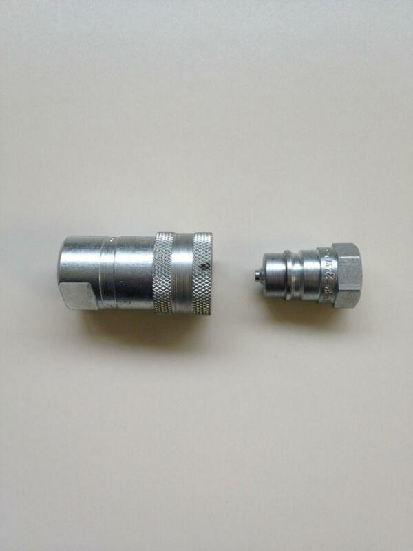 Quick Connect Hose >> Pioneer Hydraulic Coupler | eBay