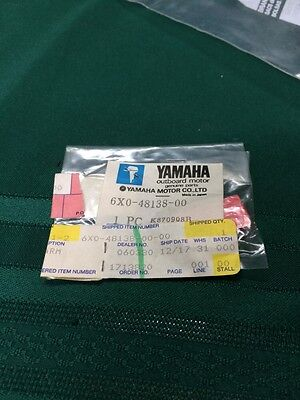 New Yamaha Marine Boat Motor Lock Arm Cap 6X0-48318-00-00 for sale  Shipping to South Africa