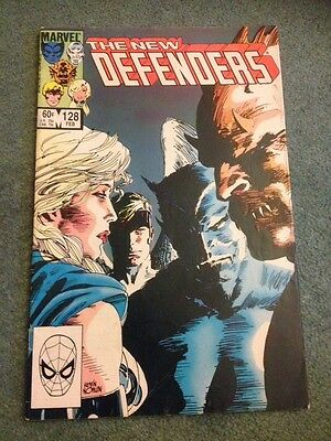 The New Defenders #128