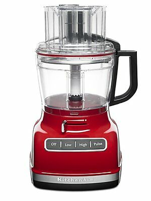 Kitchenaid 11 Cup Wide Mouth Food Processor Rr Kfp1133 Large Exact Slice 5 Color