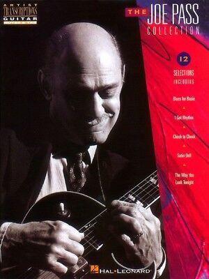 The Joe Pass Collection Sheet Music Artist Books NEW 000672353