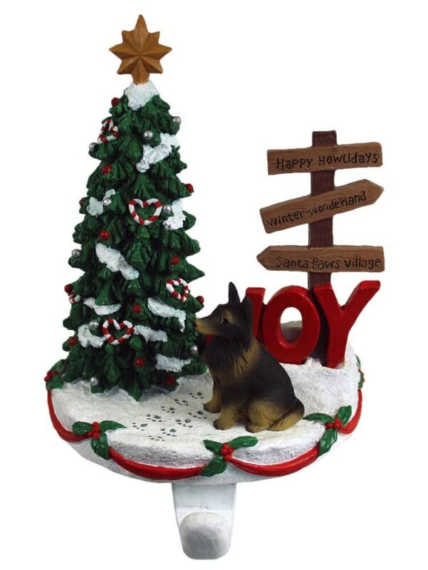 Belgian Tervuren Stocking Holder Hanger