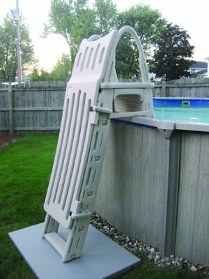 Confer Roll Guard A-Frame Swimming Pool Safety Ladder Gate Attachment - G7200