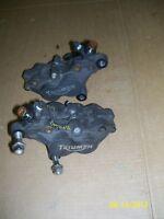 Triumph Daytona 650 600 front brake calipres