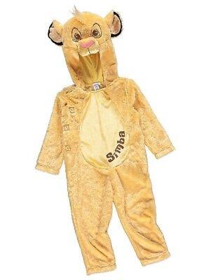 der Löwen Simba mit Kapuze Kostüm Welttag des Buches (Disney König Der Löwen Kostüme)