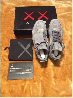 Brand New KAWS Air Jordan 4 KAWS X Jordan 4 Retro Size 27.5cm from Japan