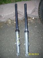 Honda CB750K front forks front suspension excellent