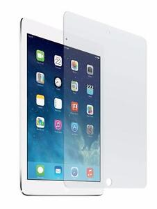 Apple iPad Air 1 / 2 Premium LCD Tempered Glass Screen Protector Thick Film Guard & In-Store Installation