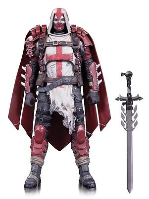 Batman Arkham Knight AZRAEL 7in. Action Figure by DC Collectibles