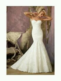 Mori Lee 1862 wedding gown (£1195 rrp)