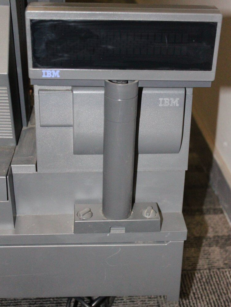 IBM SurePOS 500 Series 4840544 wCash Drawer Barcode Scanner  Printer