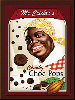 Magnet Mr. Crickles Choc Pops, 6 x 8 cm
