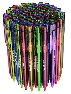 Kugelschreiber 10 - 100 Kugelschreiber-Set Schneider Favre Schriftfarbe Blau online kaufen