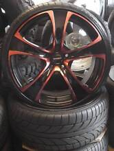"""20"""" Speedy Alloys With Achilles Tyres Toowoomba Toowoomba City Preview"""