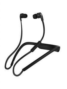 Lightly Used Skullcandy S2PGHW-174 Smokin Buds 2 in-Ear Bluetooth Wireless Earbuds with Microphone, Customizable Fit...