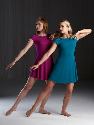 CONTEMPORARY Ballet Lyrical Dance Dress Costume GROUPS 3COLOR CXS-2XL 13-249 - 3 Group Costumes