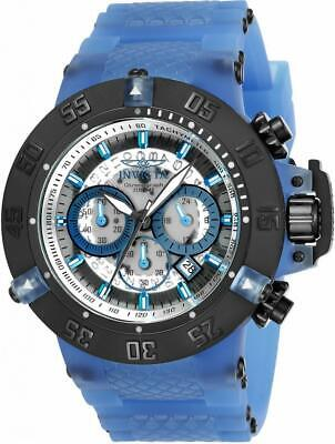 Invicta Subaqua 24366 Men's Round Analog Chronograph Date Silicone Watch