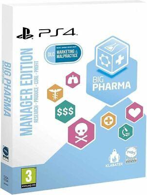 Grande Pharma Edición Especial PS4 Juego