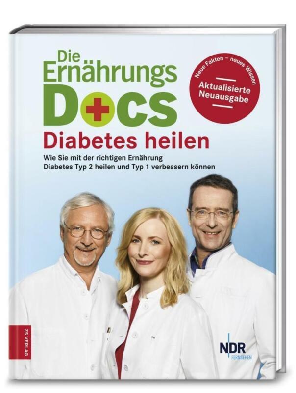 Die Ernährungs-Docs - Diabetes heilen - 9783898839075 PORTOFREI