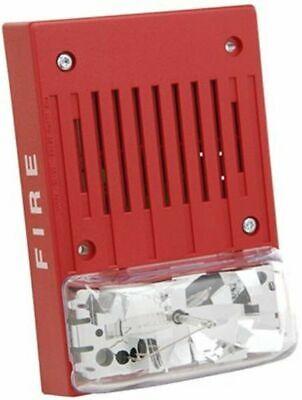 Simplex 4906-9128 Truealert Non-addressable Multi-candela Horn Strobe