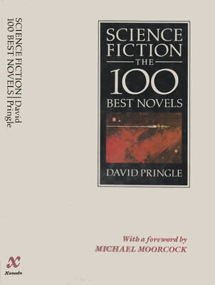 Science Fiction: The 100 Best Novels : An English-Language Selection, (Best English Fiction Novels)