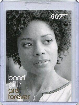 2014 James Bond Archives BG74 Eve Moneypenny (Naomie Harris) Case-Topper