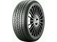 Goodyear Excellence BMW tyres run flat