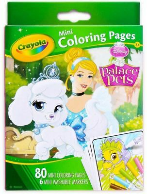Palace Pets Coloring Pages (Crayola Mini Coloring Pages Disney Princess Palace)