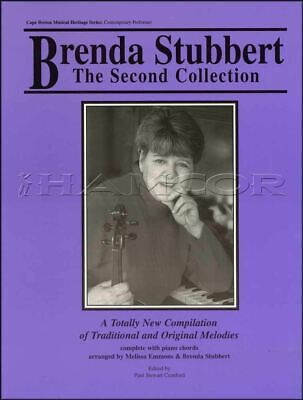 Brenda Stubbert The Second Collection Fiddle Violin Music Book SAME DAY DISPATCH