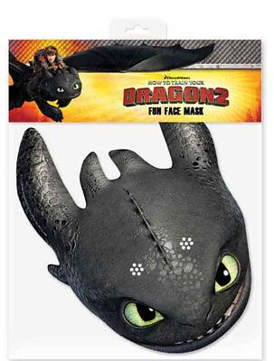 rain Your Dragon Maske - hochw. Glanzkarton mit Augenlöchern (Dragon Masken)