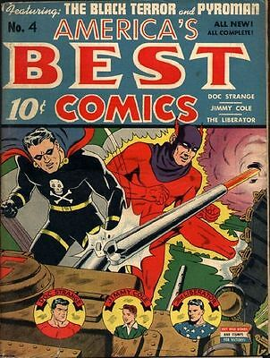AMERICAS BEST COMICS GOLDEN AGE COLLECTION PDF