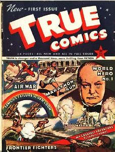 TRUE COMICS GOLDEN AGE COLLECTION PDF FORMAT ON CD