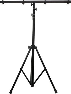American DJ Light Stand with Crossbar 9ft - New
