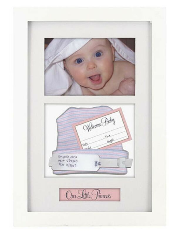 Malden ID Bracelet Momento Baby Frame